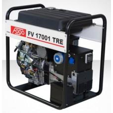 Бензиновый генератор Fogo FV 17001 TRE