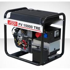 Бензиновый генератор Fogo FV 15000 TRE