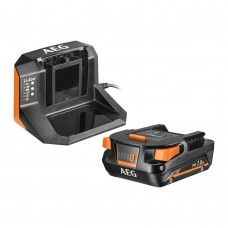 Аккумулятор AEG SET L1820S с зарядным устройством