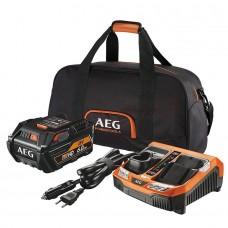 Батарея + З. У. AEG SETL1860RHDBLK