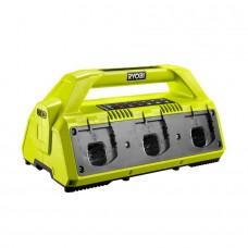 ONE + / Зарядное устройство на 6 портов RYOBI RC18-627