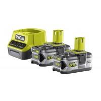 ONE + / Батарея (2) + З. У. RYOBI RC18120-250