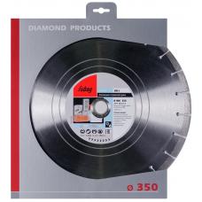 Алмазный диск (по бетону) FUBAG BB-I 350х2,8х30/25,4
