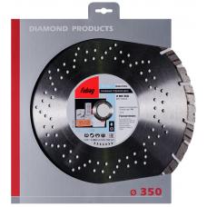 Алмазный диск (по бетону) FUBAG Beton Extra 350x3,2x25,4