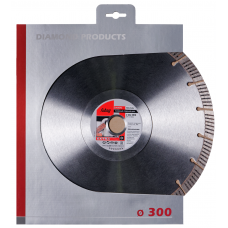 Алмазный диск FUBAG Stein Extra 300х3х25,4/30