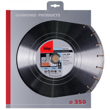 Алмазный диск (по бетону) FUBAG Beton Pro 350x2,8x25,4/30