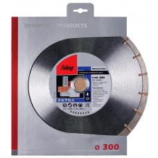 Алмазный диск FUBAG Universal Extra 300х3,2х25,4/30