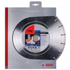 Алмазный диск FUBAG Universal Pro 300х2,8х25,4/30