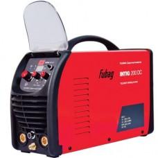 Инвертор сварочный FUBAG INTIG 200 DC с горелкой FB TIG 26 5P 4m Up&Down (68 318) и газ. шланг 4м