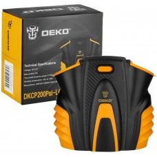 Насос автомобильный цифровой DEKO DKCP200Psi-LCD Plus