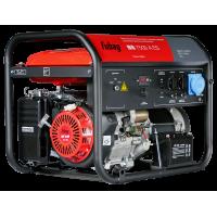 Генератор бензиновый FUBAG BS 7500 A ES с электростартером и коннектором автоматики