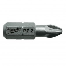 Бита MILWAUKEE PZ2 25 мм (25 шт.)