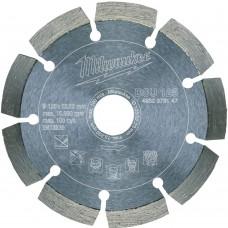 Алмазный диск DSU 125 Milwaukee
