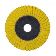 Диск шлифовальный лепестковый 125 MILWAUKEE SLC 50/125