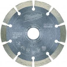 Алмазный диск MILWAUKEE DU125 (1 шт.)