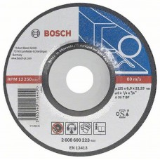 Круг Bosch обдирочный по стали 230х6х22,2