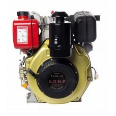 Дизельный двигатель ZIGZAG SR 178 FD