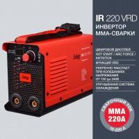 Инвертор сварочный FUBAG IR 220 V. R. D.