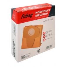 Мешок-пылесборник одноразовый FUBAG 30 л (5 шт)