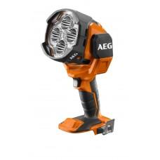 Прожектор светодиодный аккум. AEG BTL18-0 (без батареи)