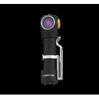 Фонарь Armytek Wizard C2 WUV Magnet USB Белый