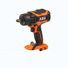Гайковерт аккум. AEG BSS18C12ZBL-0 (без батареи)
