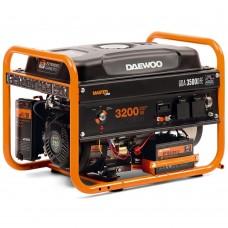 Бензогенератор DAEWOO GDA 3500 DFE (газовый)