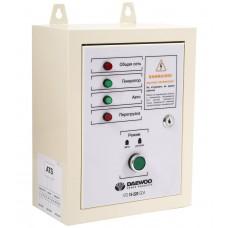 Блок автоматического управления генератором DAEWOO ATS 15-220GDA