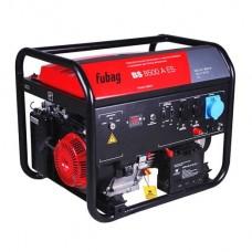 Бензогенератор FUBAG BS 8500 A ES с электростартером и коннектором автоматики