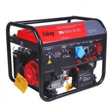 Бензогенератор FUBAG BS 8500 XD ES (мощность 220 В = мощность 380В)