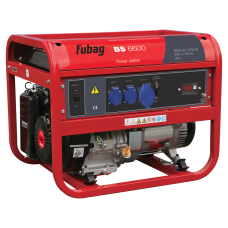 Бензогенератор FUBAG BS 6600