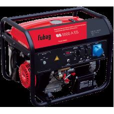 Бензогенератор FUBAG BS 5500 A ES - 1 с электростартером и коннектором автоматики