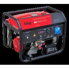 Бензогенератор FUBAG BS 6600 A ES с электростартером и коннектором автоматики
