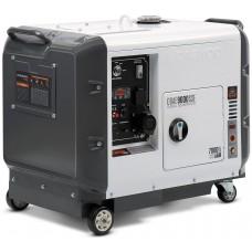 Дизельный генератор DAEWOO DDAE9000SSE в кожухе