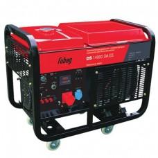 Дизельный генератор FUBAG DS 14000 DA ES с электростартером и коннектором автоматики