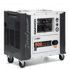 Дизельный генератор DAEWOO DDAE8000SE