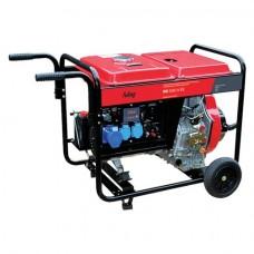 Дизельный генератор FUBAG DS 5500 A ES с электростартером и коннектором автоматики