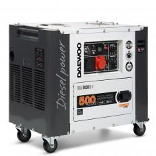 Дизельный генератор DAEWOO DDAE8000SE-3
