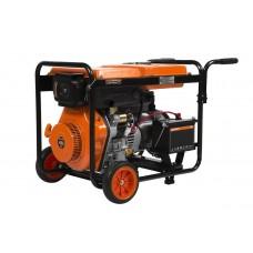 Дизельный генератор DAEWOO DDAE6000XE