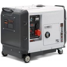 Дизельный генератор DAEWOO DDAE9000SSE-3 в кожухе