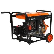 Дизельный генератор DAEWOO DDAE 6000 XE-3