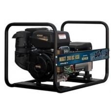 Сварочный генератор пост.тока AGT WAGT 200 DC KSBE