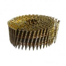 Гвозди FUBAG 2.50x50 мм кольцевая накатка для гвоздезабивных барабанных пистолетов N70C (9000 шт.)