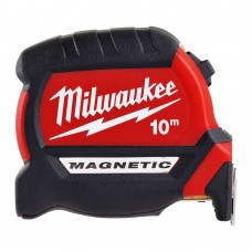 Рулетка магнитная MILWAUKEE PREMIUM 10м x 27мм