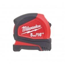 Рулетка MILWAUKEE PRO C5-16/25 5м x 25мм [4932459595]