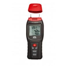 Измеритель влажности и температуры контактный ADA ZHT 70