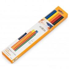 Клеевые стержни STEINEL 11 разноцветные (10 шт)