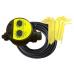 """Система капельного полива с таймером """"АкваДуся Water Tap2"""" от водопровода /емкости-башни на 60 растений."""