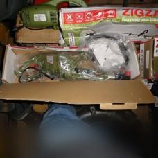 Триммер электрический ZIGZAG ES 087 R - уценка