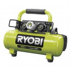 ONE + / Компрессор аккумуляторный RYOBI 18V R18AC-0 (без батареи)